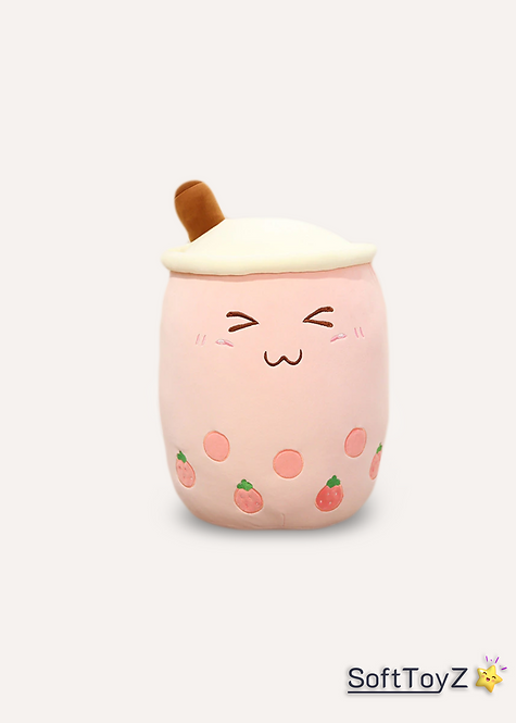Stuffed Bubble Tea Toy | SoftToyZ
