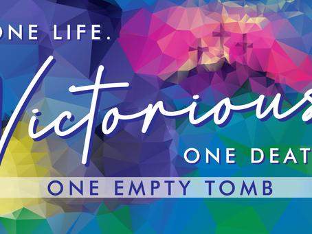 Worship Sermon Sunday, April 26, 2020