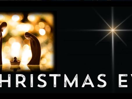 Sermon Transcript for Christmas Eve 2019