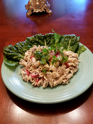 Kirsten's Tuna Pasta Salad
