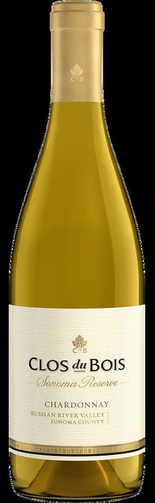 2014 CLOS du BOIS Sonoma Reserve Chardonnay