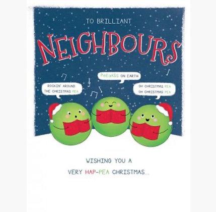 Christmas - Neighbours