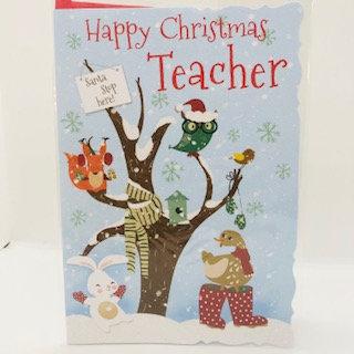 Christmas - Teacher