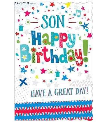 Birthday - Son
