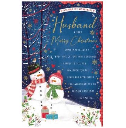 Christmas - Husband