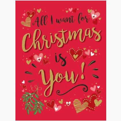 Christmas - All I want