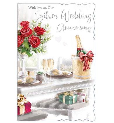 Anniversary - Silver