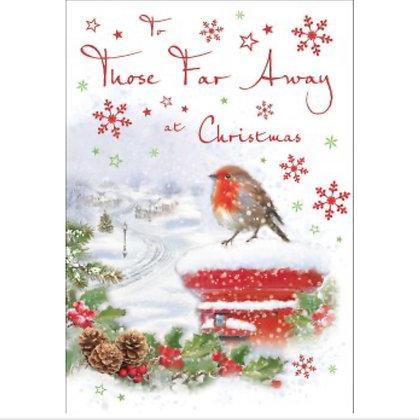 Christmas - Those far away
