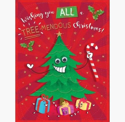 Christmas - Tree-mendous