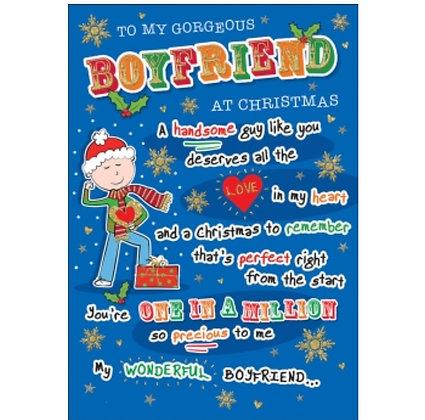 Christmas - Boyfriend