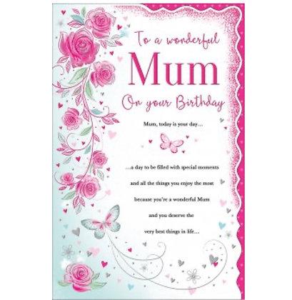 Birthday - Mum