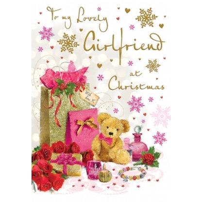 Christmas - Girlfriend