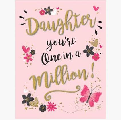 Birthday - Daughter
