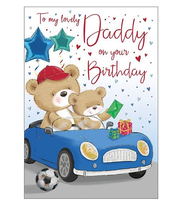 Special Thoughts Range -Birthday - Daddy