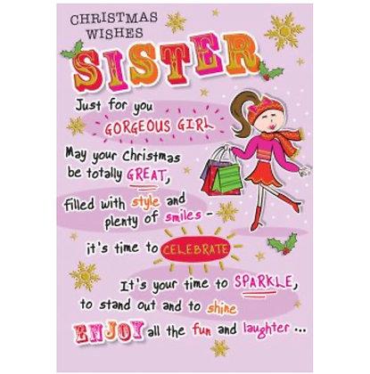 Christmas - Sister