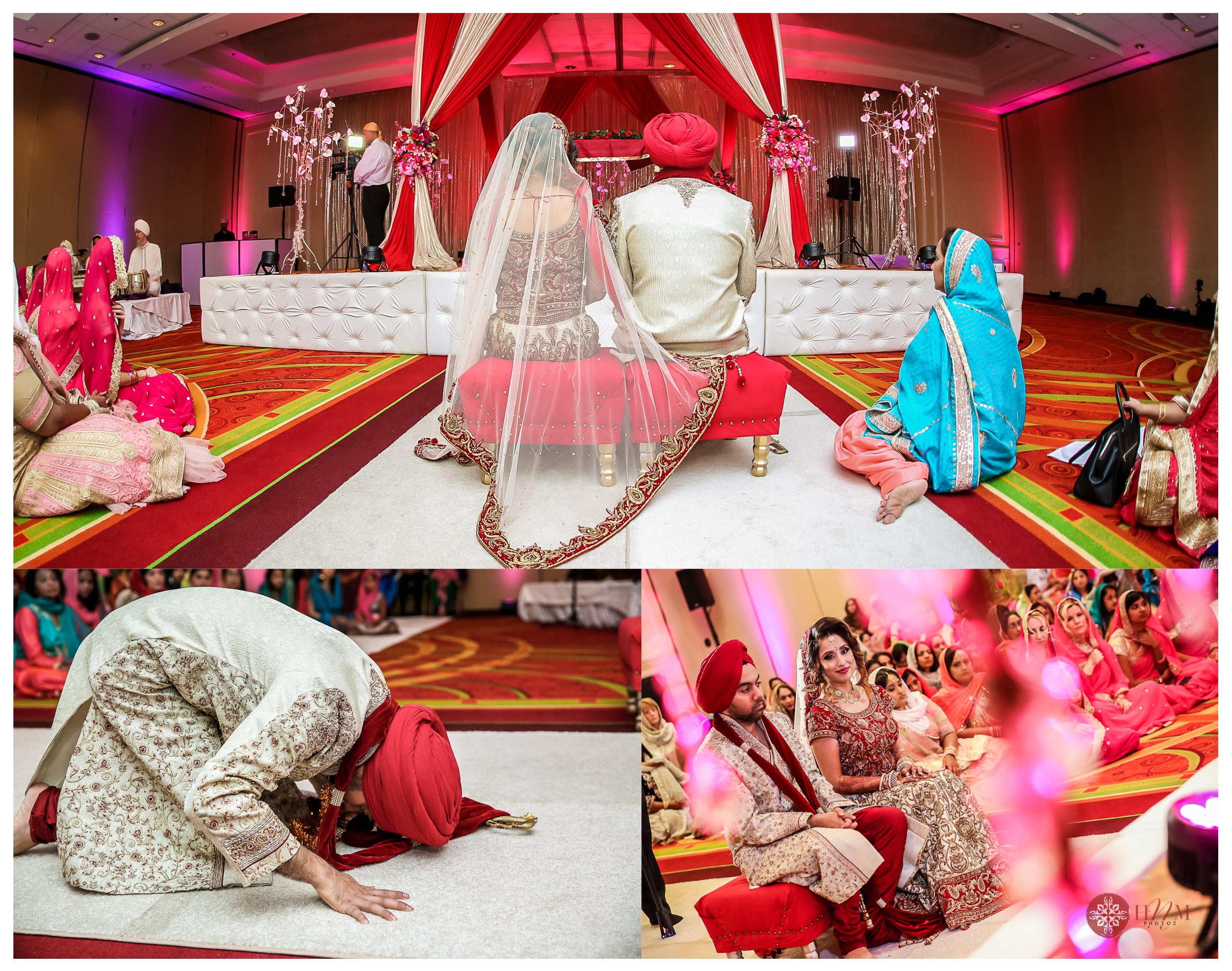 sikh-wed