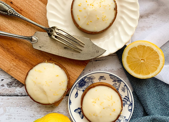 Tartelette citron