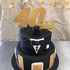 Gâteau à étage wedding cake