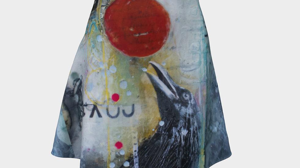 Sacred Jewel - Flare Skirt