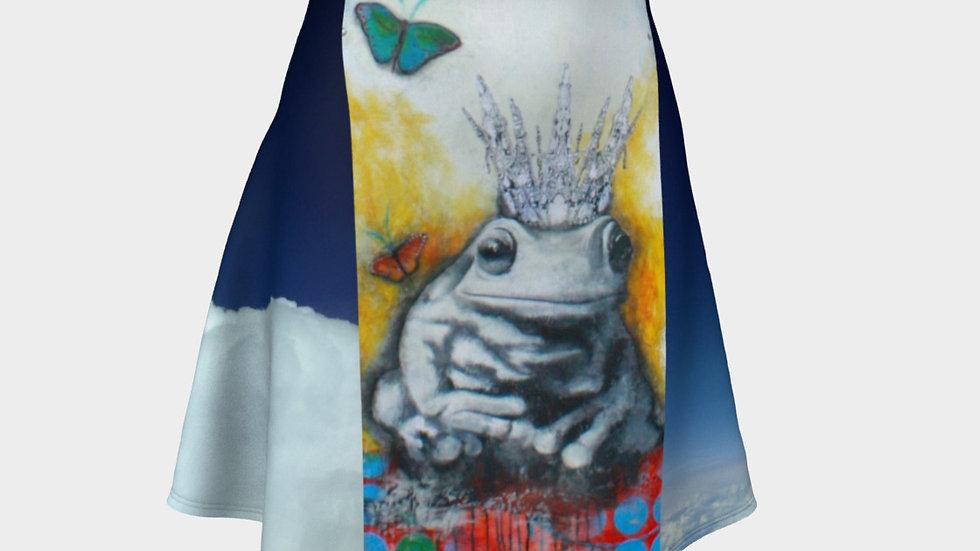 Lofty Dreams - Flare Skirt