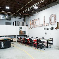 Hello Studios Workspace