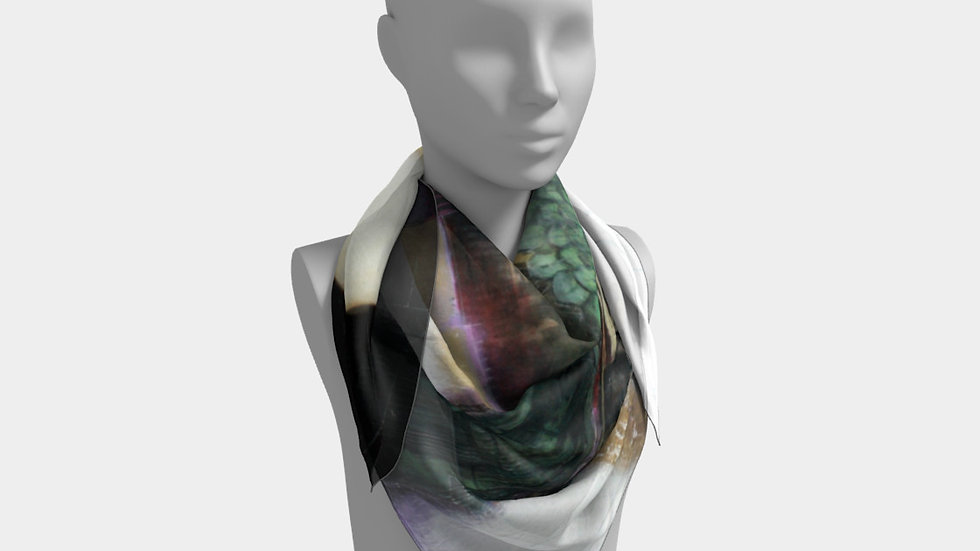 Montreal, Canada - Scarf