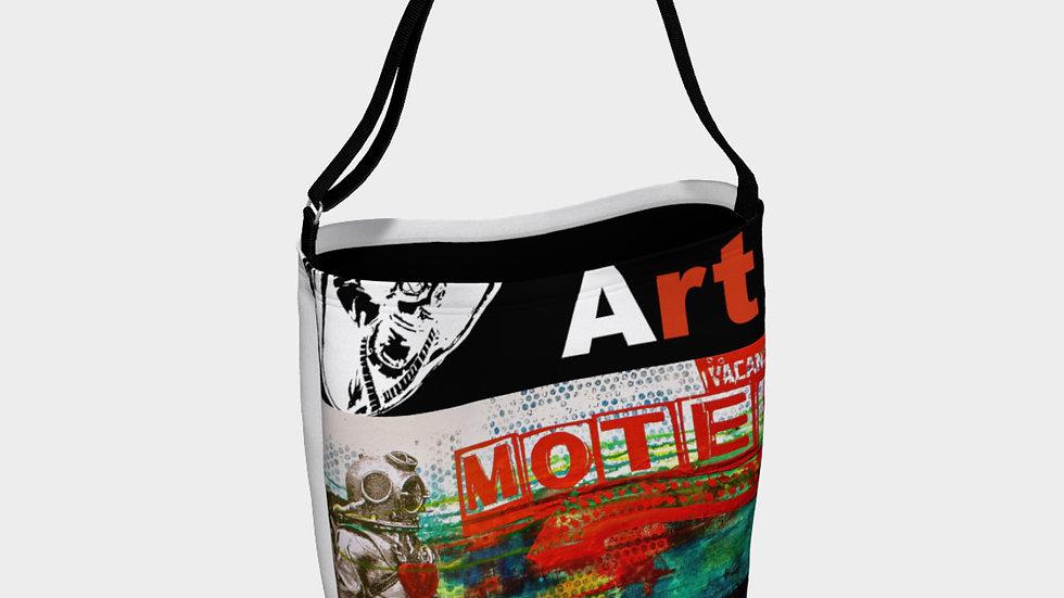 Art Motel - Day Bag
