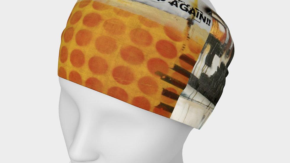 Knocked In the Head - Headband