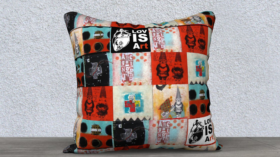 Pop Culture - Pillow Case