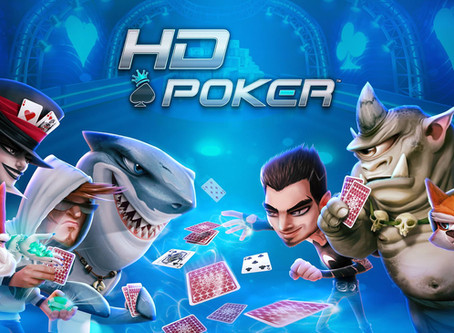HD Poker Has Launched!