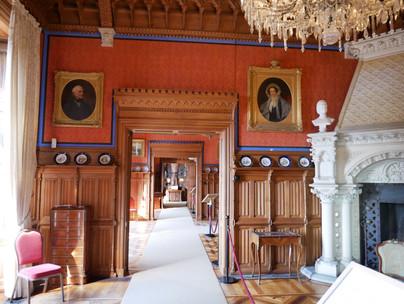 Salon der Königin, Schloss Marienburg. Copyright Christine Fiedler