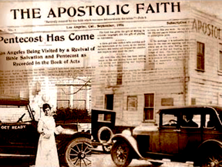 Quando o pentecostalismo colide com a teologia reformada.