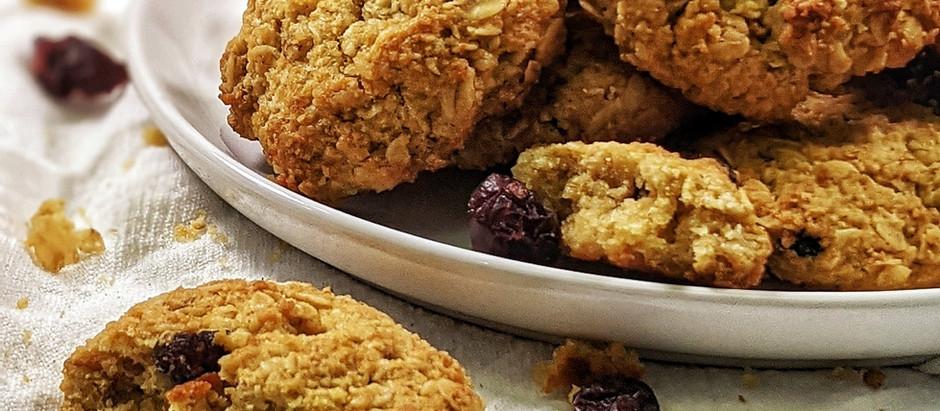 Easy Sugar-Free Oatmeal Cookies