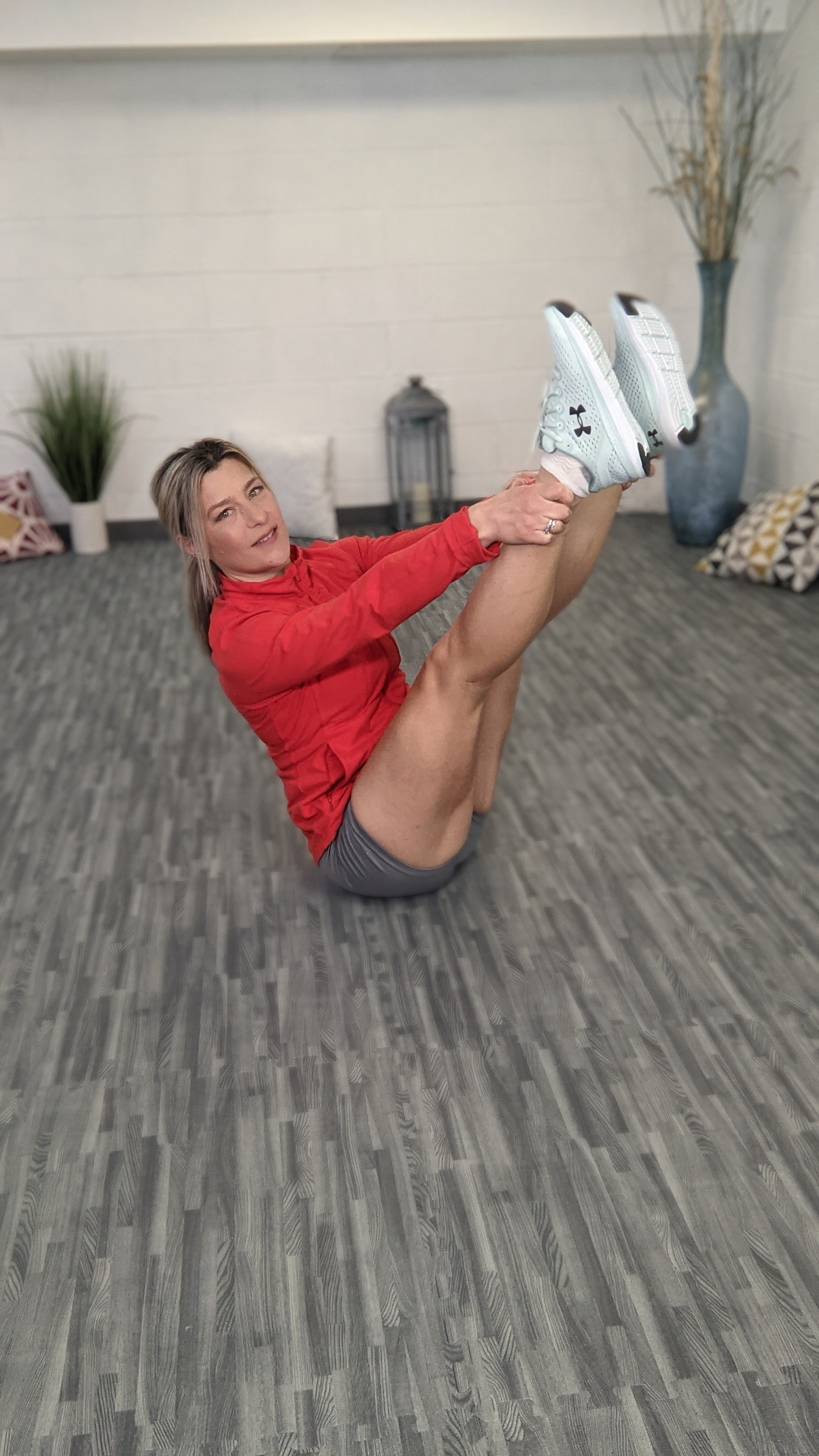 4 Session Group Pilates Class  63% SALE!
