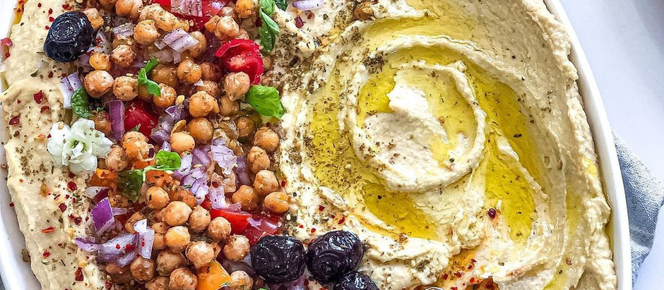 Extra Creamy Hummus