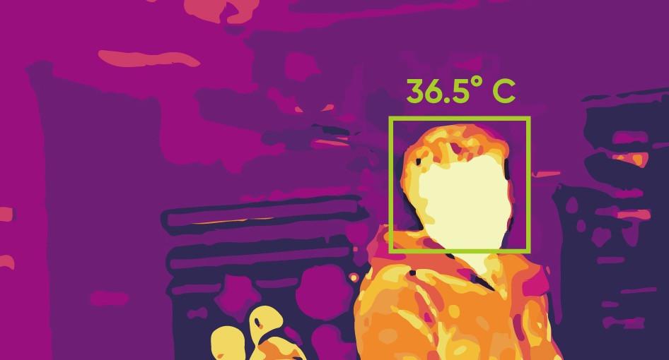 Berührungslose Temperaturmessung für kritische Infrastrukturen