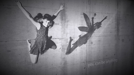 you can be anything