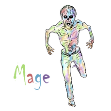 Mage Shade Eternity