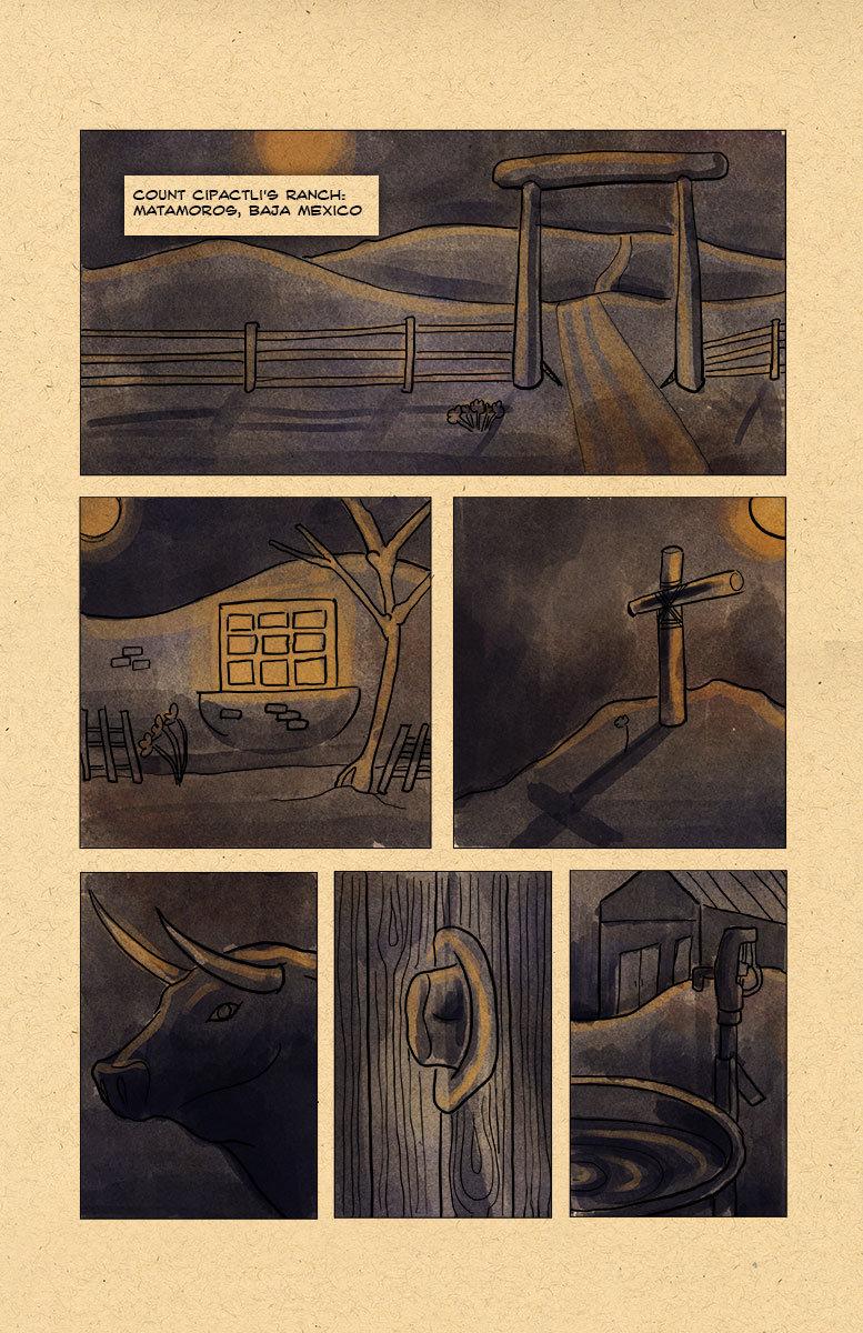 Eternity: Hotaru Webcomic Pg 151