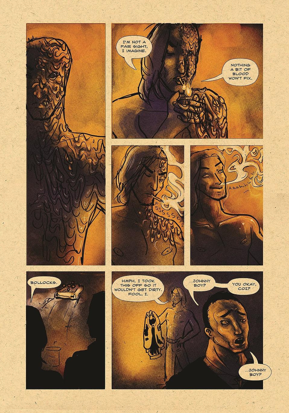 Eternit: Hotaru Webcomic Page 027
