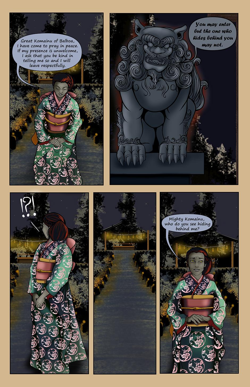 Eternity: Hotaru webcomic page 195