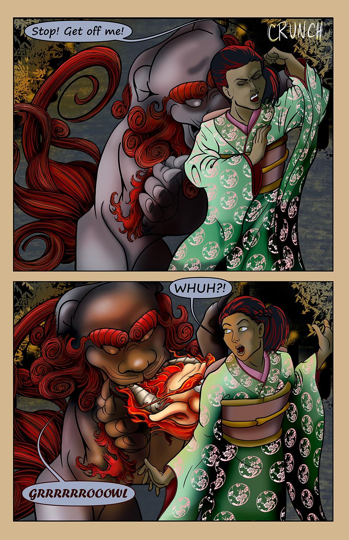 Eternity: Hotaru Webcomic Page 198