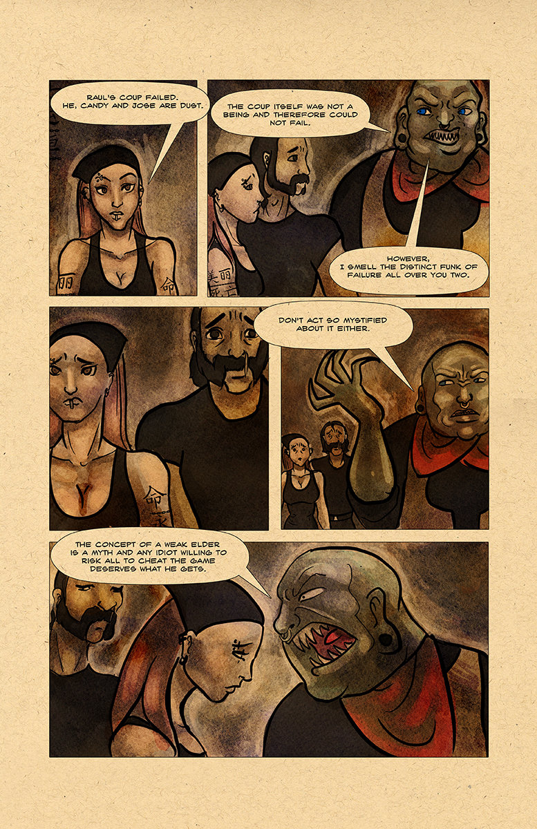 Eternity: Hotaru Webcomic Page 153