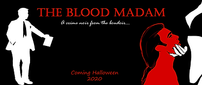 Blood Madam Banner