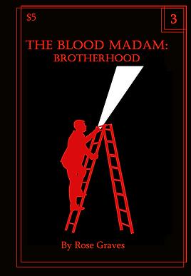 The Blood Madam: Brotherhood cover