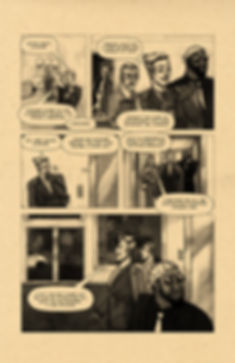 Eternity: Hotaru webcomic, Chapter 3