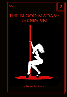 The Blood Madam: The New Gig cover