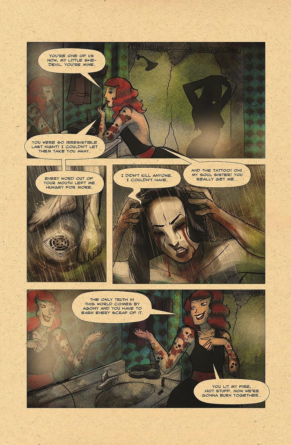 Eternity: Hotaru Webcmic Page 040