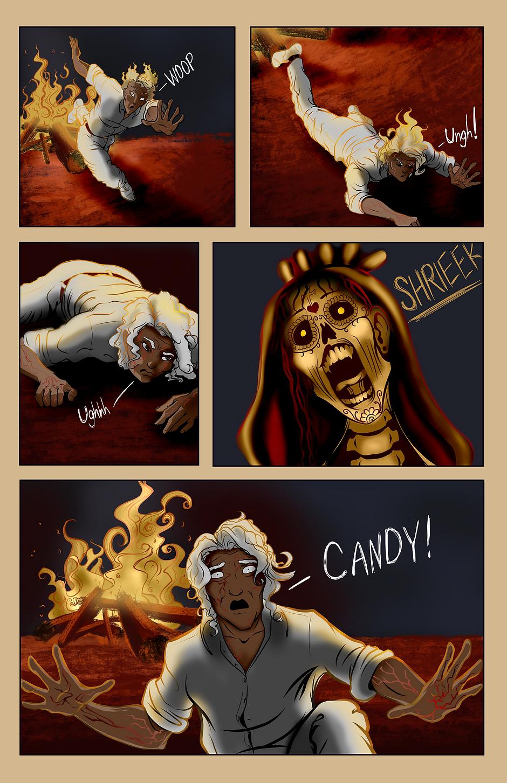 Eternity: Hotaru Webcomic Page 190