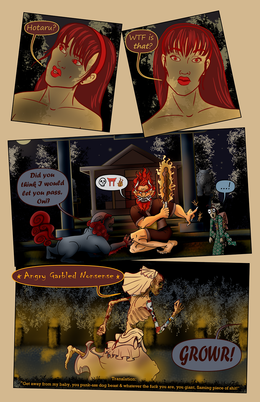 Eternity: Hotaru Webcomic Page 200